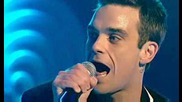 Robbie Williams - Advertising Space (live On Top Of The Pops 04.12.05)