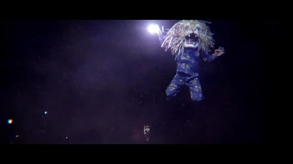 Поздрав за феновете на Lp - Burning In The Skies (international Video)