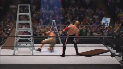 Wwe '13_ Edge vs John Cena - Tlc Match