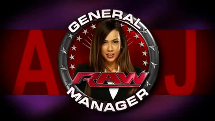 Wwe Aj Lee Titantron 2012 New