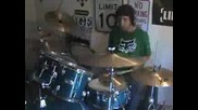 Avenged Sevenfols-Bad Country-drumcover