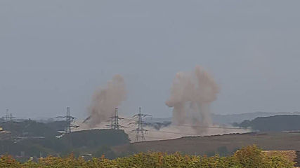 UK: Didcot Power Station reduced to dust in dramatic demolition