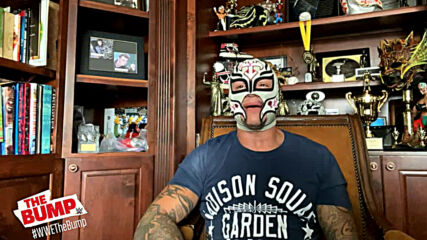 Would Rey Mysterio eliminate Dominik in the Royal Rumble Match?: WWE's The Bump, Jan. 20, 2021