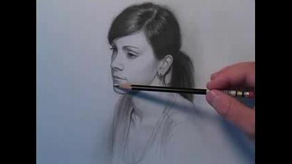 Как се рисуват меки и твърди ръбове