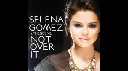 Selena Gomez and The Scene Not Over It