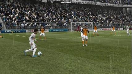 Fifa 13:neymar Skills