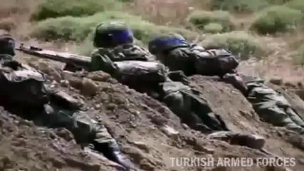 Поздрави до Русия от Турската Армия 2