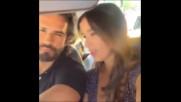 Catherine Siachoque y Fabian Rios Ssshp