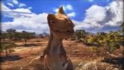 Пангея ... Динозавър - Анимация