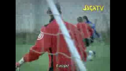 Joga Tv - Футбол - Финтове