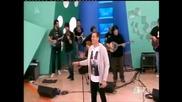 Превод -2013- Nikos Makropoulos - Kalos Politis [live]