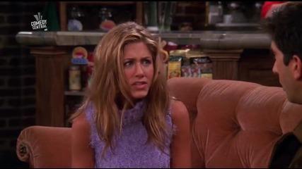Friends / Приятели - Сезон 6 Епизод 16 - Bg Audio - | Част 2/2 |