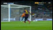 Барселона - Севилия 2:0, Меси (75)