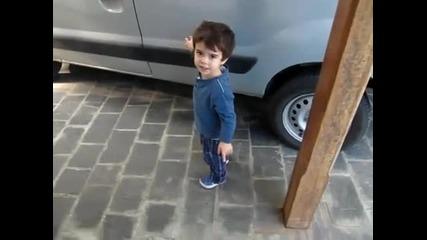 Трик за справяне с дете