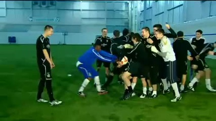 Soccer Am - Skill School - Blackburn.
