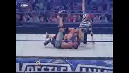 Wrestlemania 25 - John Cena vs Edge vs Big Show part 2