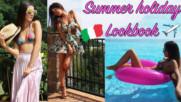 Summer Holiday Lookbook   Колекция с тоалети за лятото
