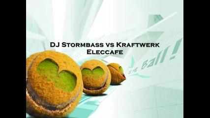 Dj Stormbass vs Kraftwerk - Eleccafe