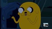Adventure Time - Време за Приключения - Сезон 6 Епизод 17 - Ghost Fly