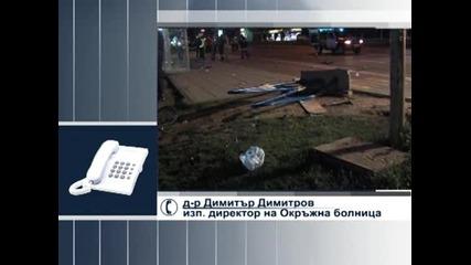 """Една от пострадалите жени при тежката катастрофа на бул. """"Цариградско шосе"""" е починала"""