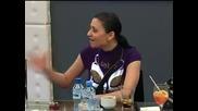 Софи Маринова отново се прави на певачка - Vip brother 3 18.03