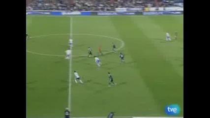"""Лесна победа с 3:1 на """"Реал"""" (Мадрид) при гостуването на """"Сарагоса"""""""