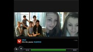 One Direction - Ask:reply специално за Vevo Lift