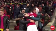 Highlights: Manchester United - Midtjylland 25/02/2016