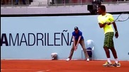 Gael Monfils - Top 10 Crazy Winners from Out of Nowhere