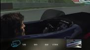 Formula 1 2010 Track Simulation Интерлагос - Бразилия