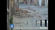 Броят на жертвите на земетресенията в Иран наближава 300