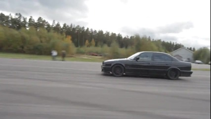 1000 коня vs 1000 коня ! Bmw M5 E34 ! www.streetcustomsbg.at.ua