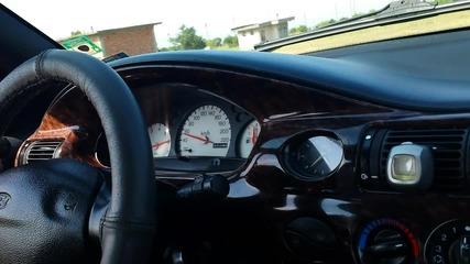 Ford Ecsort Rs 2000 150hp ускорение 0-100
