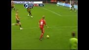 13.12 Ливърпул - Хъл Сити 2:2 Стивън Джерард гол