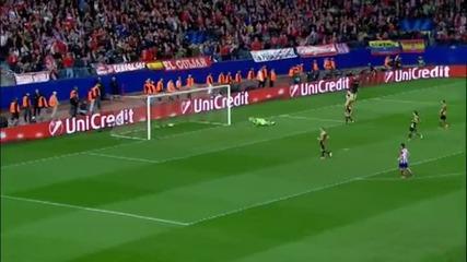Атлетико Мадрид 4:1 Милан