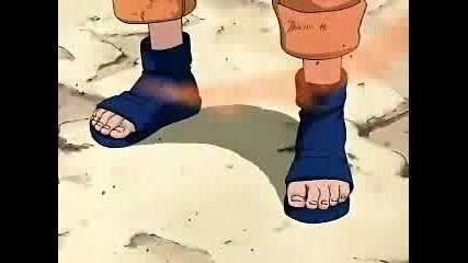 Naruto Vs. Neji - Bring Me To Life