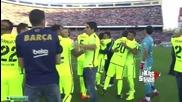 Атлетико Мадрид - Барселона 0-1 (la Liga)