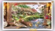Патици в Рая ... (painting)