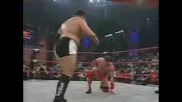 TNA Sacrifice - Самоа Джо Срещу Ей Джей Стайлс