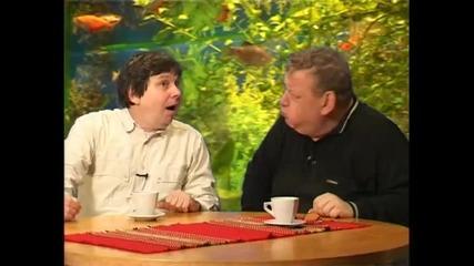 Защо рибите не говорят... Смях с Пепо Габровски и Веско Антонов