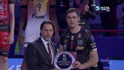 Цецо Соколов - диагонал №1 в Шампионска лига
