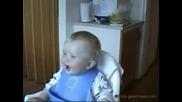 Бебе се Разцепва :д