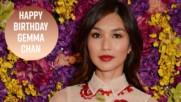 Gemma Chan proves fashion icon status
