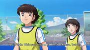 Captain Tsubasa (2018) - Episode 10 [eng sub]