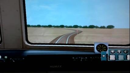 trainz 2009 димитровград-пловдив
