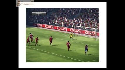 Pes 2010 Screenshots