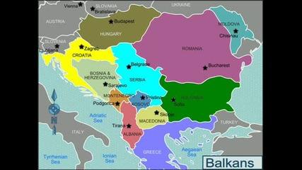 Bdeshata Balkanska Karta Vbox7