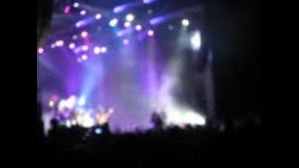 Scorpions - Wind of Change 25.10.2010 Sofia