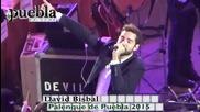David Bisbal Ave Maria, 24 Horas, Quien Me Iba A Decir / Mexico 2015