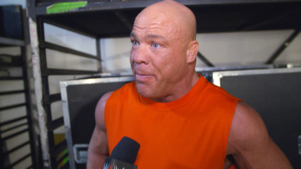 Kurt Angle on why he chose to face Chad Gable on his farewell tour: WWE.com Exclusive, March 18, 2019